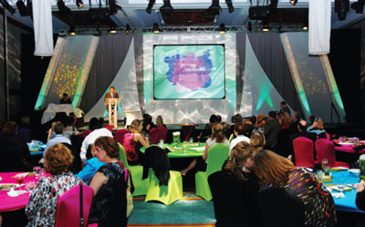 Crayola 2008 National Sales Event